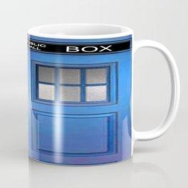 doctor who public box  Coffee Mug
