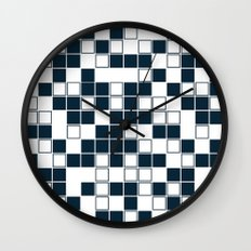 Don't be a square Wall Clock