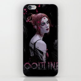 Bloodlines,the curse iPhone Skin