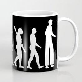 Stiltwalker Evolution Coffee Mug