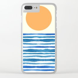 When The Sun Comes Up Clear iPhone Case