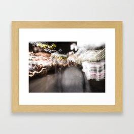 Tokyo Night Framed Art Print