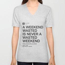 Weekend Unisex V-Neck