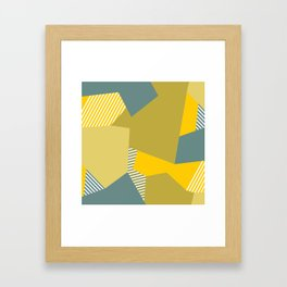 Olive to the Max Framed Art Print