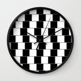 Optical Illusion #2 Wall Clock