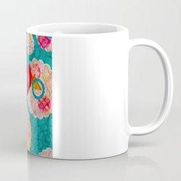 Diamond Doily Coffee Mug