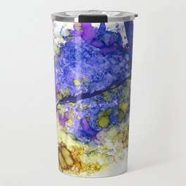 Birth of a Raven Travel Mug