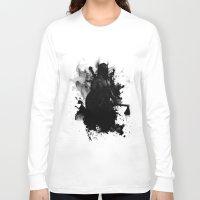 viking Long Sleeve T-shirts featuring Viking by Nicklas Gustafsson