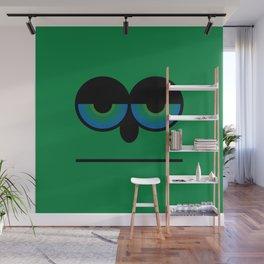 Mister Green Wall Mural