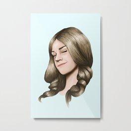 Bobbi Morse Metal Print