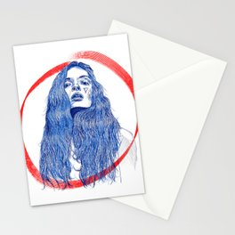 Girl Gang: Not Sorry Stationery Cards