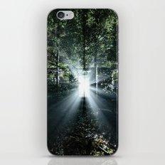 Radiating Light iPhone & iPod Skin