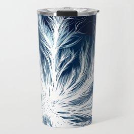 Mycelium in a petri dish Travel Mug