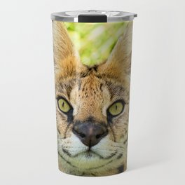 SERVAL BEAUTY Travel Mug