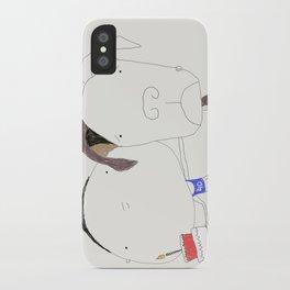 Pet birthday iPhone Case