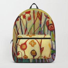 Unfolded Backpack