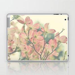Vintage Dogwoods Laptop & iPad Skin