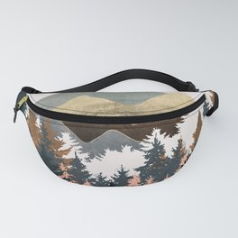 Forest View Fanny Pack