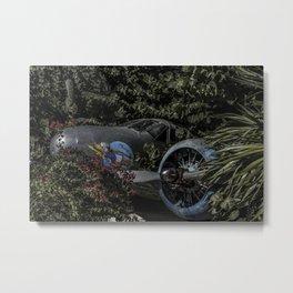 In the Bush Metal Print