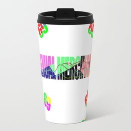 Sexual Mercinary Travel Mug