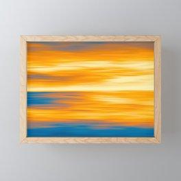 Planet P1 Framed Mini Art Print