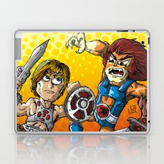 Duel! Laptop & iPad Skin
