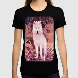 The Highland Wolf Cub T-shirt