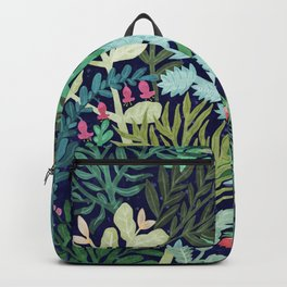 Botanical Glow Backpack