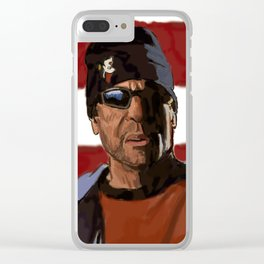 Bulworth Clear iPhone Case