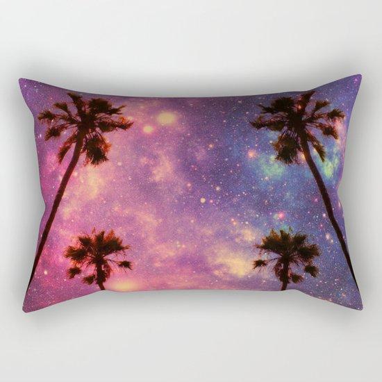 magical palms Rectangular Pillow