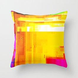 Hex VI Throw Pillow