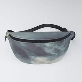 Ocean of clouds by Teresa Thompson Fanny Pack