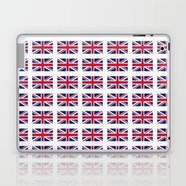 flag of uk 3 - London,united kingdom,england,english,british,great britain,Glasgow,scotland,wales Laptop & iPad Skin