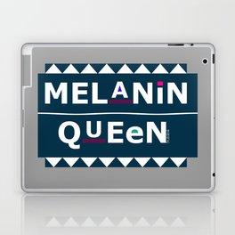 Melanin Queen Laptop & iPad Skin