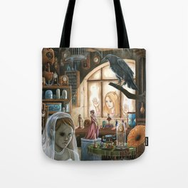 Old Things Tote Bag