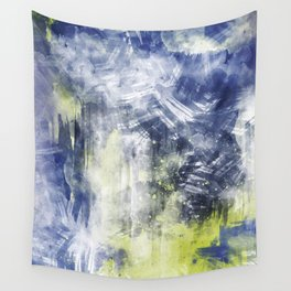 ABSTRACT ART Dream of Paint No. 008 Wall Tapestry