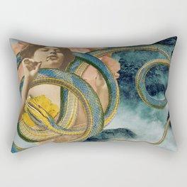 Cloud Mother Rectangular Pillow