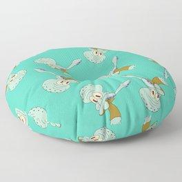 Squidward Dab Floor Pillow