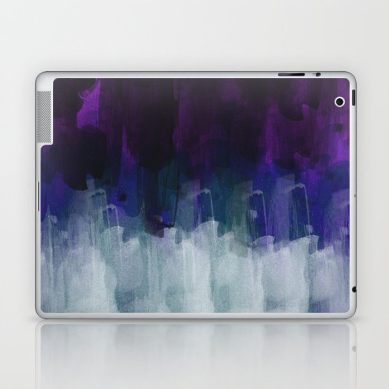 Abstract watercolor texture I Laptop & iPad Skin