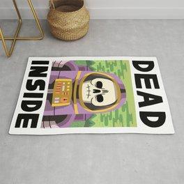 DEAD INSIDE Rug