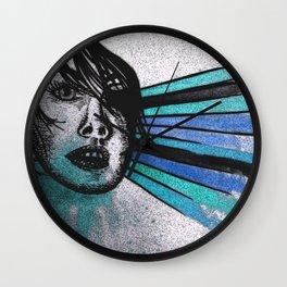 Facial Expressions Wall Clock