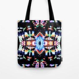 UV GODDESS MANDALA  Tote Bag