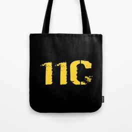 11C Indirect Fire Infantryman (Mortarman) Tote Bag