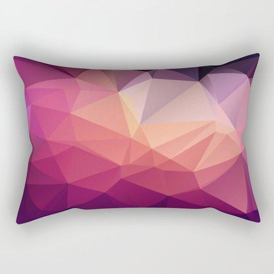 VerticalDiamond Rectangular Pillow