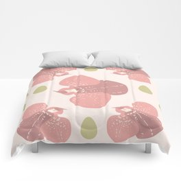 Orchid Comforters