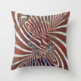 disquiet fourteen (mágoa) Throw Pillow