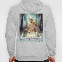 Believe In Magic • (Bambi Forest Friends Come to Life) Hoody