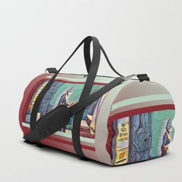 Laundry Soap Duffle Bag