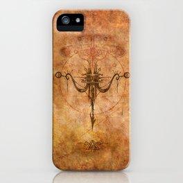 Zodiac:  Sagittarius iPhone Case
