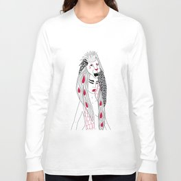 Leo / 12 Signs of the Zodiac Long Sleeve T-shirt